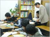 小学生の授業